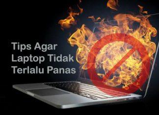 cara mencegah agar suhu laptop tidak terlalu panas