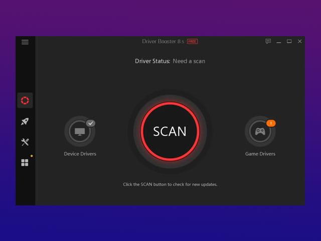 cara install driver Windows dengan menggunakan aplikasi driver booster