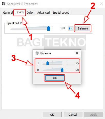 cara mengatasi speaker Laptop yang bunyi kresek kresek