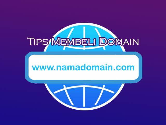 hal yang harus diperhatikan saat membeli domain website