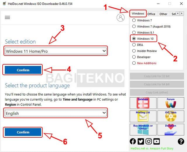 Unduh Windows 11 di Komputer PC