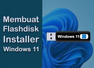 Cara membuat bootable Flashdisk installer Windows 11 dengan menggunakan aplikasi Rufus